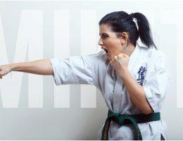 vechtsport work-out