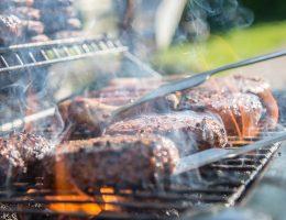 Barbecueën, Grillen, Roken